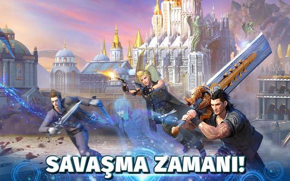 Final Fantasy XV: A New Empire Ekran Görüntüsü 1
