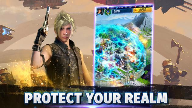 Final Fantasy XV: A New Empire screenshot 20