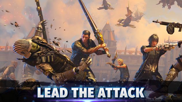 Final Fantasy XV: A New Empire screenshot 1