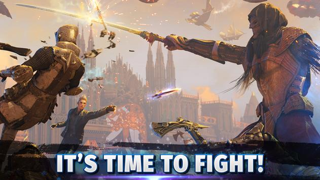Final Fantasy XV: A New Empire screenshot 2