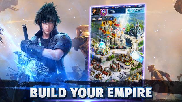 Final Fantasy XV: A New Empire screenshot 3
