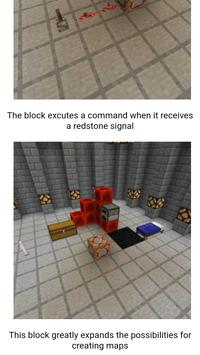 Command Block Guia screenshot 3