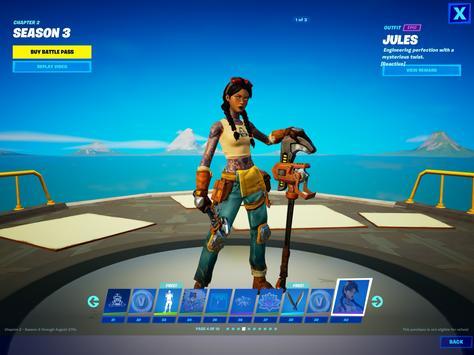 Fortnite captura de pantalla 16