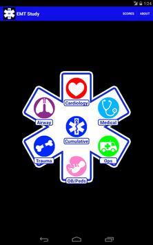 EMT Study Lite ảnh chụp màn hình 10