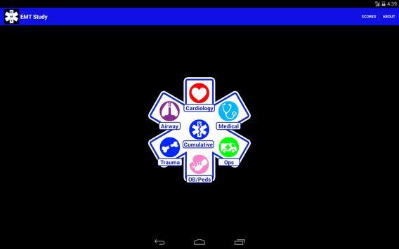 EMT Study Lite ảnh chụp màn hình 5