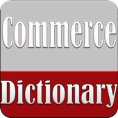 Commerce Dictionary icon