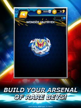 Beyblade Burst Rivals स्क्रीनशॉट 6