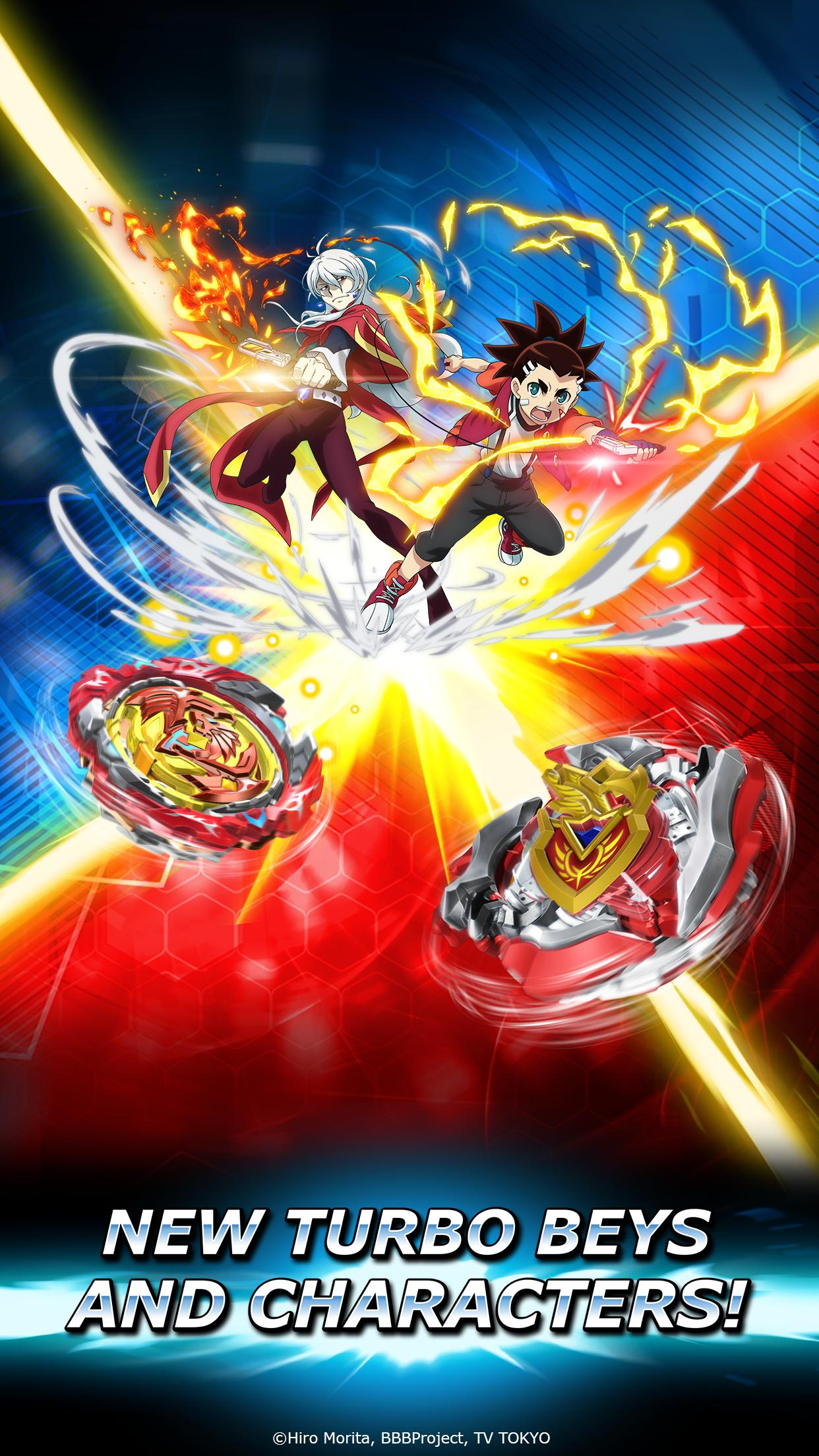 Beyblade Burst Rivals for Android - APK Download