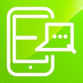 eQue Message icon