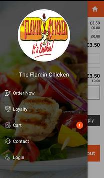 The Flamin Chicken screenshot 1
