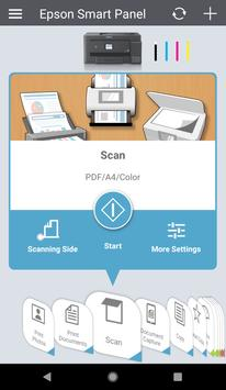 Epson Smart Panel स्क्रीनशॉट 1
