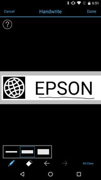 Epson iLabel screenshot 4
