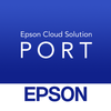 Epson Cloud Solution PORT simgesi