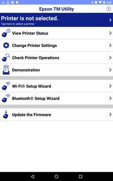 Epson TM Utility screenshot 4