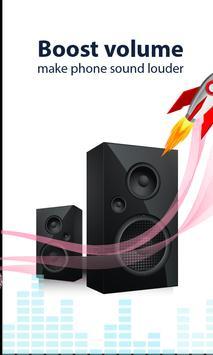 Volume Booster 2018: Bass, Equalizer Sound Booster screenshot 2