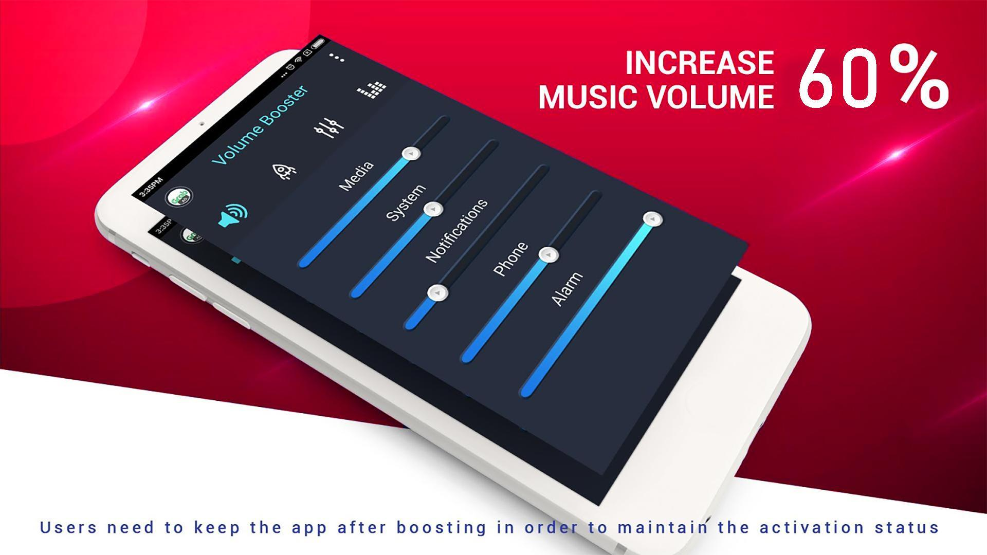 Super Loud Volume Booster 🔊 Speaker Booster for Android