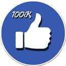 Liker Turbo 2k to 10k for Auto Followers & Likes APK Android