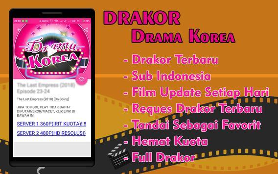 Drakor - Drama Korea Sub Indonesia for Android - APK Download