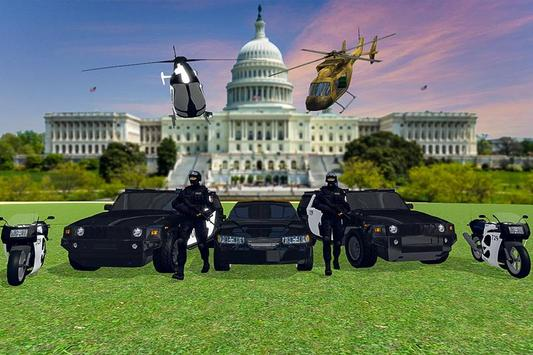 US President Helicopter & Limo Security Driver screenshot 4