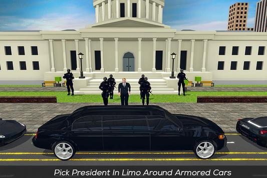 US President Helicopter & Limo Security Driver screenshot 6