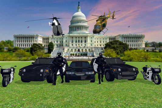 US President Helicopter & Limo Security Driver screenshot 9