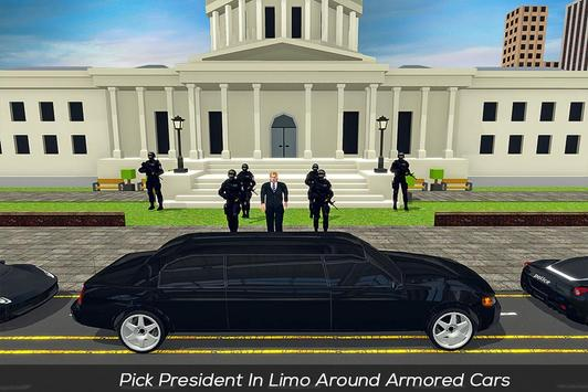US President Helicopter & Limo Security Driver screenshot 11