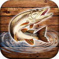 Fish Rain: Sport Fishing Games. Fishing Simulator.