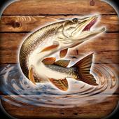 Рыбный Дождь: Рыбалка Симулятор. Спортивная ловля. иконка
