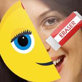 Emoji Eraser From Photo icon