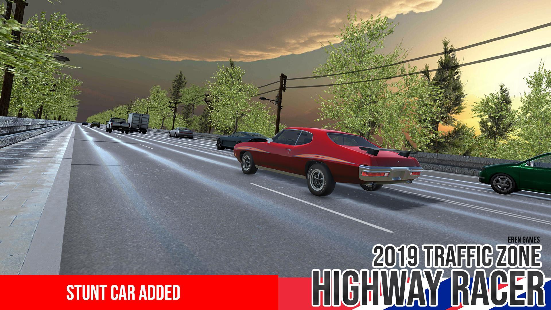 Traffic Zone Highway Racer 2019 for Android - APK Download