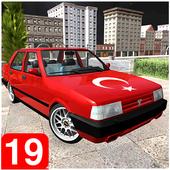 Cars Racing City Sahin Simulator icon