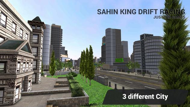 Cars Racing City Sahin Simulator screenshot 13