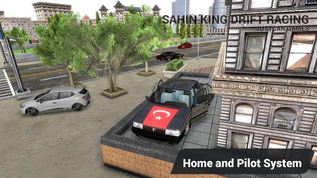 Cars Racing City Sahin Simulator screenshot 11