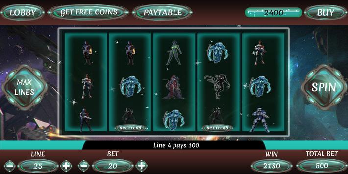 Alien Slots screenshot 5