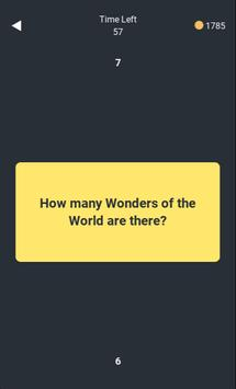 Trivia Swipe screenshot 1
