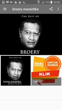 Broerey Marantika poster