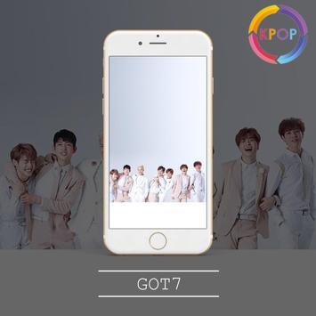 Got7 Wallpaper HD 💕💕 screenshot 1
