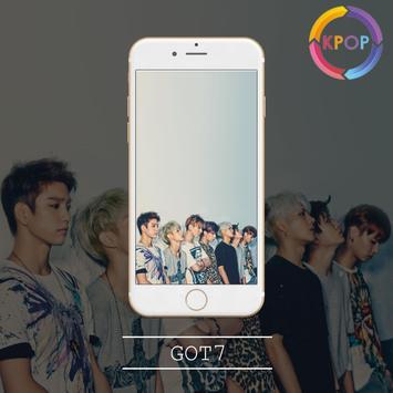 Got7 Wallpaper HD 💕💕 screenshot 2