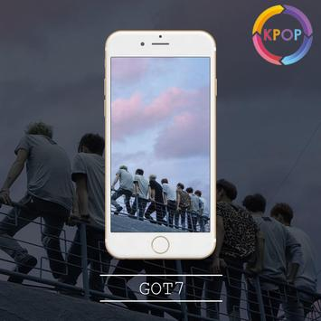 Got7 Wallpaper HD 💕💕 screenshot 4