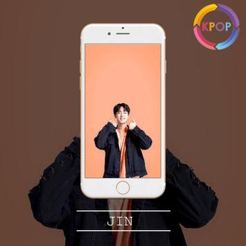 Jin Wallpaper HD 💕💕 poster