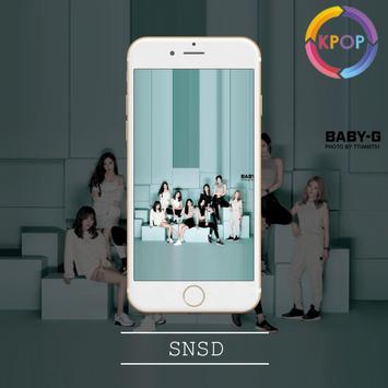 SNSD Wallpaper HD 💕💕 screenshot 2