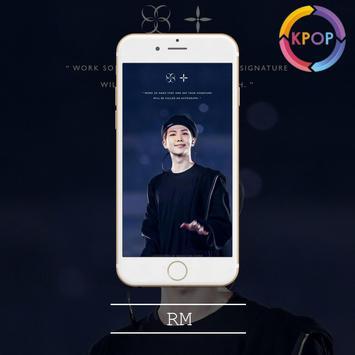 RM Wallpaper HD 💕💕 screenshot 3