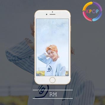 RM Wallpaper HD 💕💕 screenshot 4