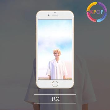 RM Wallpaper HD 💕💕 screenshot 5