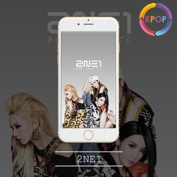 2NE1 Wallpaper HD poster