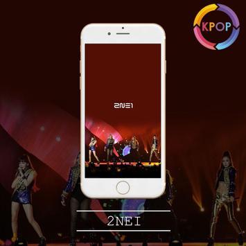 2NE1 Wallpaper HD screenshot 4