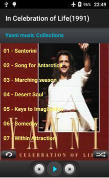 Yanni poster