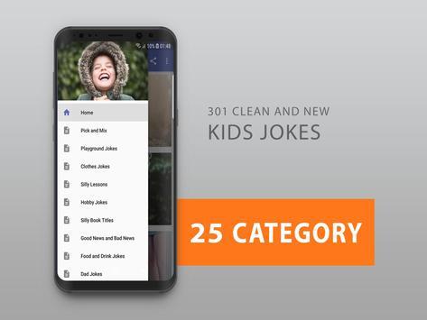 Jokes For Kids - 2019 Jokes For Children screenshot 5