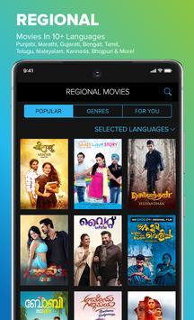 Eros Now for Android TV ảnh chụp màn hình 4