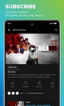 Eros Now for Android TV ảnh chụp màn hình 5